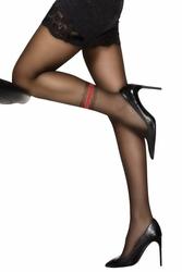 Livia Corsetti Mayrana 20 DEN Black Rajstopy
