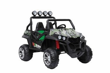 Grand buggy 4x4 lakierowany moro dwuosobowy pojazd terenowy
