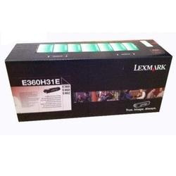 Toner oryginalny lexmark e360460 e360h31e czarny - darmowa dostawa w 24h