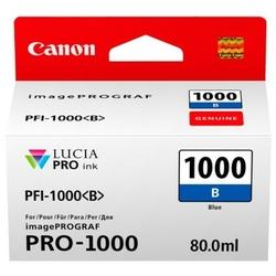 Tusz Oryginalny Canon PFI-1000B 0555C001 Niebieski - DARMOWA DOSTAWA w 24h