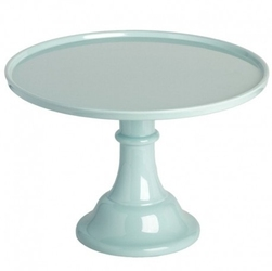 A little lovely company - patera tortowa duża baby blue