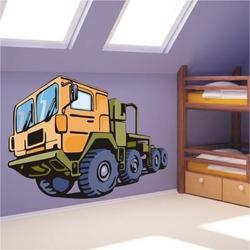 Ciężarówka 38 naklejka