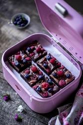 Chlebak do małej kuchni różowy single grandy wesco 235101-26