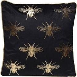 Kare design :: poduszka bee-black 45x45cm