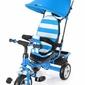 Rowerek trójkołowy tobi junior niebieski