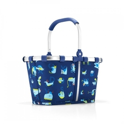 Koszyk carrybag xs kids abc friends blue - abc friends blue