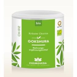 Bio gokshura churna 100g cosmoveda dla mężczyzn