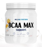 Allnutrition bcaa max support orange 500g
