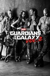 Marvel Strażnicy Galaktyki vol. 2 - plakat filmowy