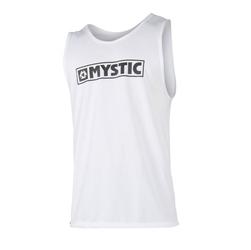 Lycra mystic star tanktop quickdry white 2019