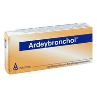 Ardeybronchol pastillen