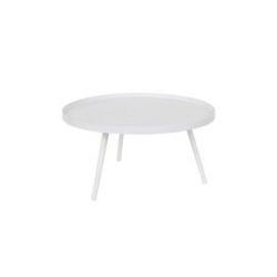 Woood :: stolik mesa biały ø78cm