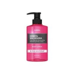Kundal balsam do ciała - różowy grejpfrut honeymacadamia body lotion pink grapefruit 258ml