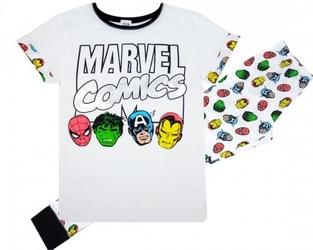 Damska piżama avengers marvel comics l
