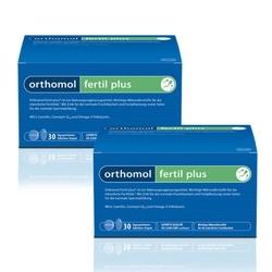 Orthomol fertil plus kapsułki+tabletki