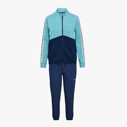 Zestaw dresowy damski diadora l.fz suit core - niebieski