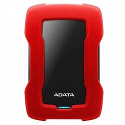 Adata zewnętrzny dysk durable lite hd330 1tb 2.5 usb3.1 czerwony