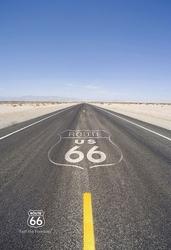 Route 66 - droga - fototapeta