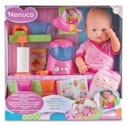 Nenuco interaktywna lalka czas na posiłek 35 cm
