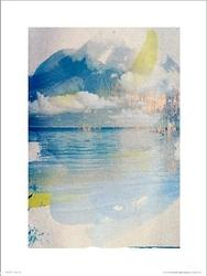 Abstract sea - plakat premium
