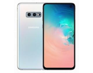 Samsung Smartfon GALAXY S10e Dual Sim 128GB Biały