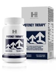 Potency therapy silniejszy wzwód