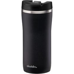 Kubek izolowany na kawę mocca leak-lock™ aladdin 0,35 litra, czarny 10-09363-007