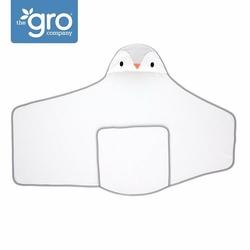 Otulacz kąpielowy Groswaddledry Poppy the Penguin 0-3 miesięcy, Gro Company