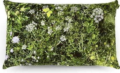 Poszewka na poduszkę hayka alpejska łąka 50 x 30 cm