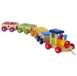 Pociąg z klockami filadelfia