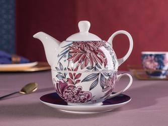 Zestaw do herbaty tea for one porcelana altom design margo