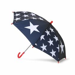 Parasol, Gwiazdy, granatowy, Penny Scallan
