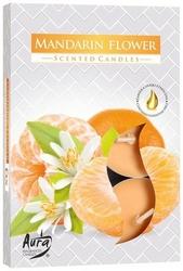 Bispol, kwiat mandarynki, podgrzewacze zapachowe, 6 sztuk