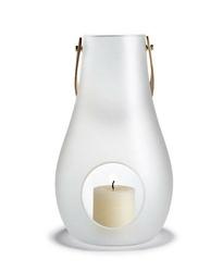 Świecznik Design with Light oszroniony 24,8 cm