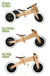 Wishbone bike - rowerek biegowy - original 3w1