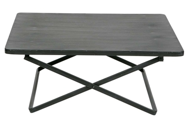 Woood :: stolik metalowy crux czarny
