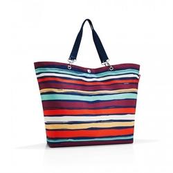 Torba shopper xl artist stripes - artist stripes