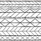 Urban nature culture :: unc dywan,tkany, białyczarny 170x240cm