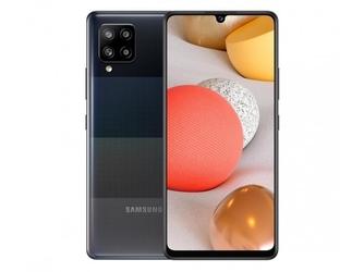 Samsung smartfon galaxy a42 ds 5g 4128gb czarny