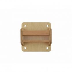 Drewniana kasetka na przedmioty - tablica naukowo-kreatywna masterkidz stem
