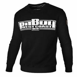 Bluza Pit Bull West Coast Crewneck Boxing 19 Black - 119401900 - 119401900