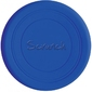 Granatowe silikonowe zwijane frisbee