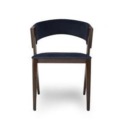 Fameg ::krzesło cosy orzech  tkanina tokyo t115