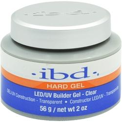 Ibd leduv builder gel 56g żel clear gęsty i wygodny w użyciu