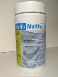 Chlortix multi – tabletki do dezynfekcji wody w basenie – 1 kg 5x200 g