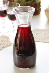 Szklana karafka na wodę sok wino 0,25l pasabahce