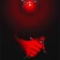 2001: odyseja kosmiczna - plakat premium wymiar do wyboru: 59,4x84,1 cm