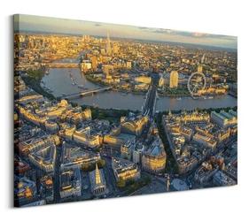 London evening - obraz na płótnie