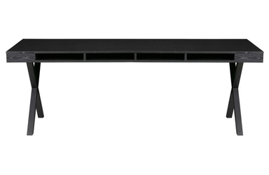 Woood :: stół trian x-leg czarny