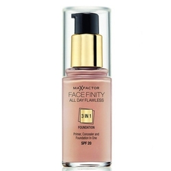 Max factor face finity 3in1 foundation spf20 40 light ivory kosmetyki damskie - podkład 30ml - 40 light ivory